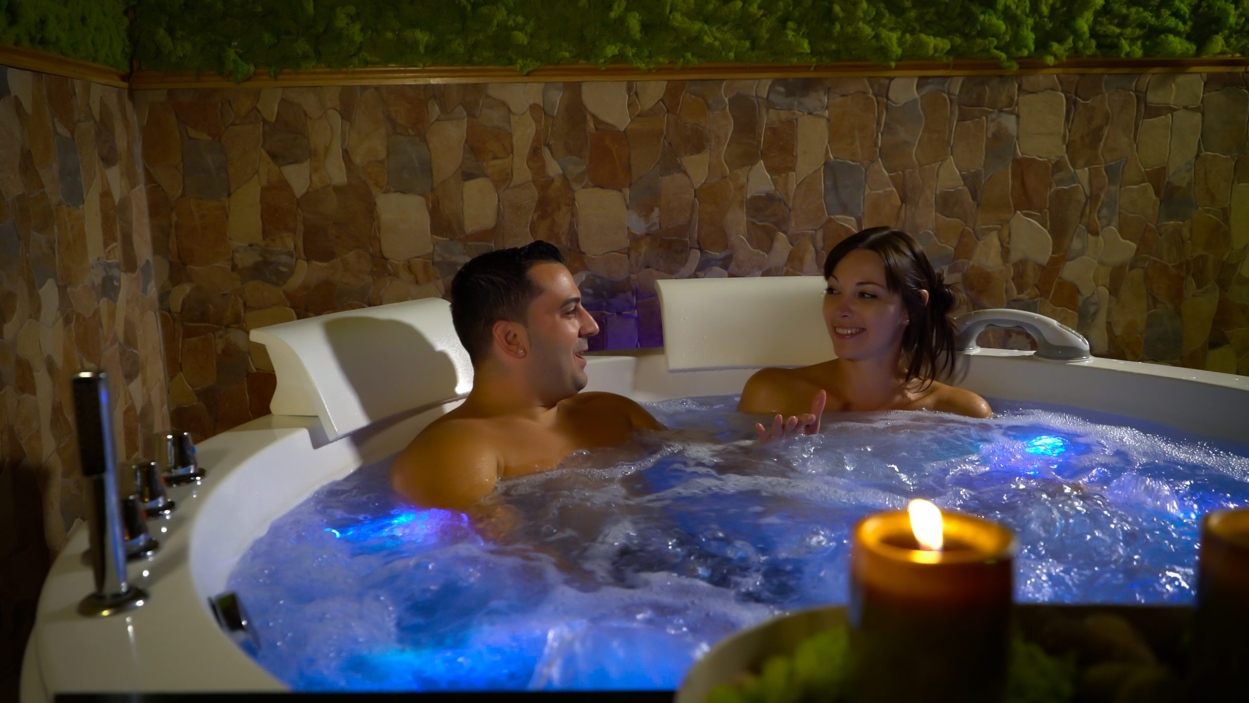 Couples Bath Spa scaled