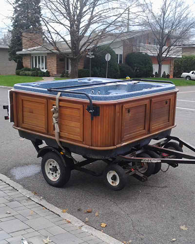 new jersey hot tub moving service